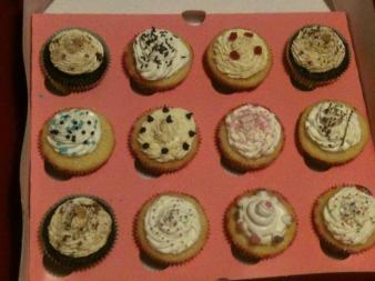 Trionfo di Cupcake