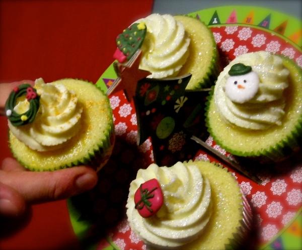 Cupcakes zabaione