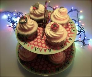 Avvento cupcake