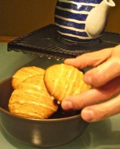 Cookies all'arancio