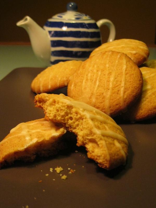 Orange cookies 1