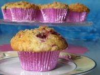 Muffins Futti di bosco