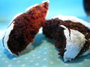 Crinkle Cookies 5