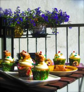 Sicilian Cupcake