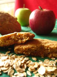Cookies Apple and Oat