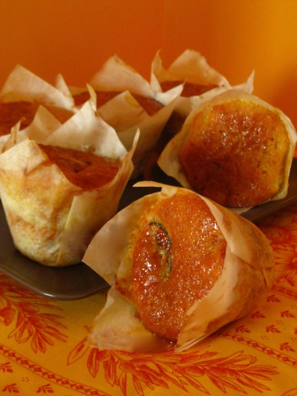Sticky Figs and Orange Muffins Apertura