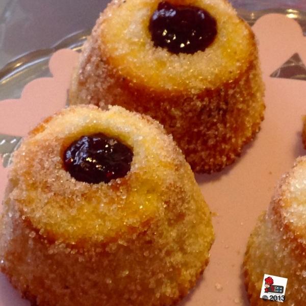 Duffin: donut+muffin