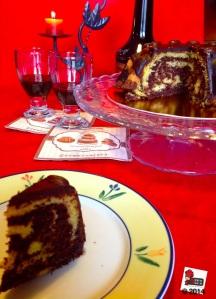 Bicerin Marble Cake