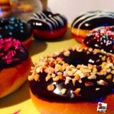 Baked donut: