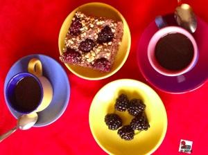 Brownies alle nocciole e more