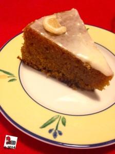 Ginger and lemon cake