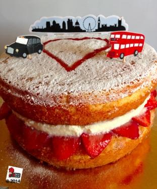 Victoria Sandwich, la ricetta: http://wp.me/p2x5x0-174