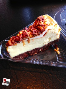 Banana e Peanut butter cheesecake