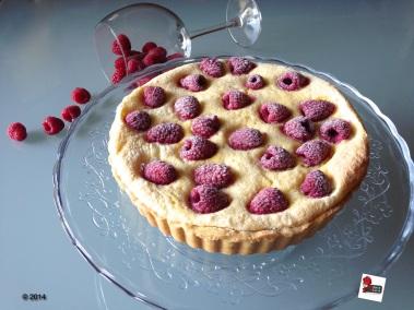 Cheesecake Lamponi e Ricotta