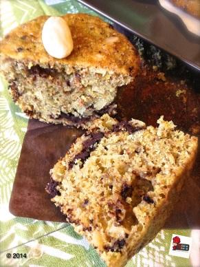 Muffin Robiola e cioccolato
