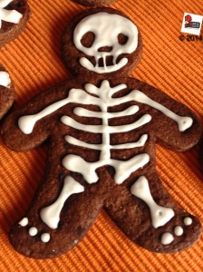 Horror - Shortbread al cacao