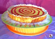 Custard tart http://wp.me/p2x5x0-1j0