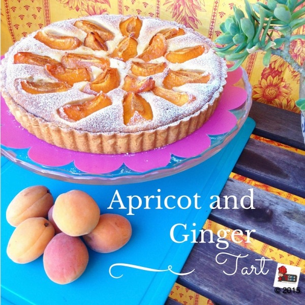 Apricot and Ginger