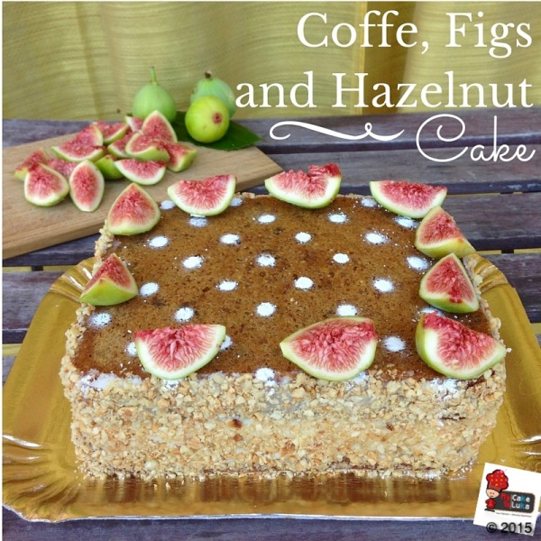 Coffe, Figs and Hazelnut