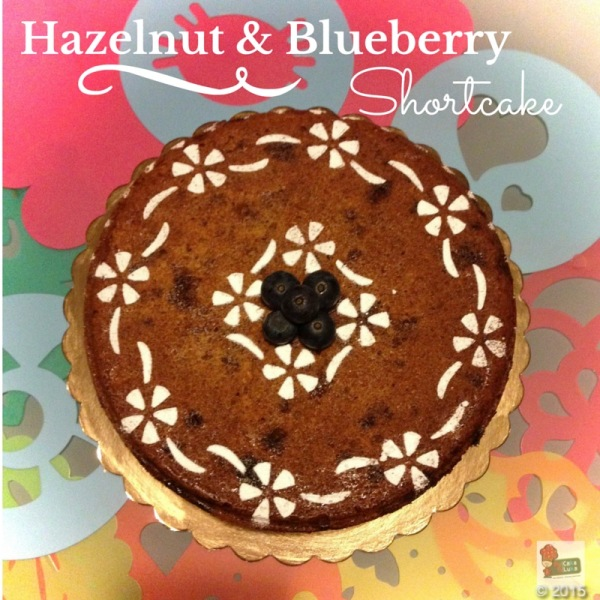 Hezelnut & Blueberry