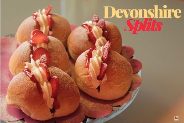 Devonshire splits