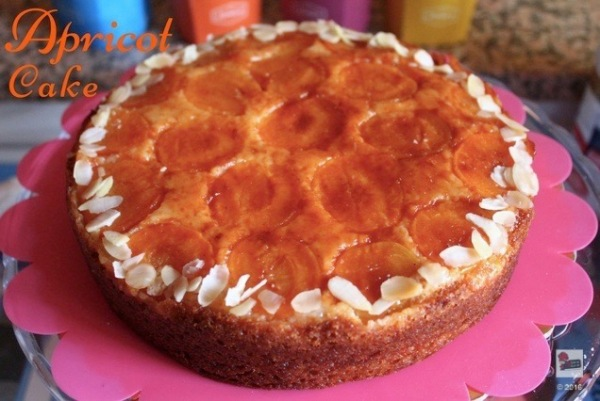 Apricot cake (1)