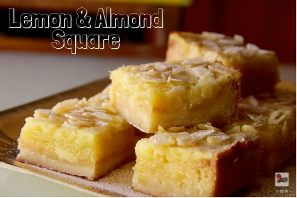 LemonAlmondSquares