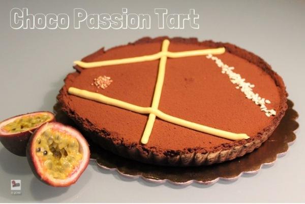 ChocoPassionTart