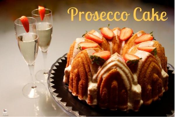 prosecco-cake