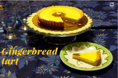 Ginger nella tart! http://wp.me/p2x5x0-1VB